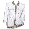 Balmain Long sleeves shirts White - Long sleeves shirts -