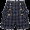 Balmain - Spodnie - krótkie -