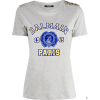 Balmain t-shirt - Camisola - curta -