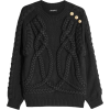 Balmain wool jumper - Pullovers -