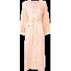 Bambah Alyssum floral embroidered dress - Kleider -