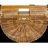 Bamboo Basket Purse - Hand bag - $38.00