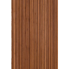 Bamboo wood panel wall - Furniture -