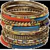 Bangle bracelets - Браслеты -