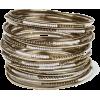 Bangle bracelets - Zapestnice -