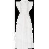 Banjanan Bella Ruffled Cotton-Embroidere - sukienki -