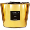 Baobab Short Gold Silver Candle - Lights -