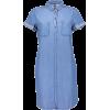 Barbour Barbour Fins Denim Dress - Dresses -