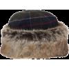 Barbour Ladies Tartan Ambush Hat - ハット -