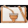 Barcelona textured-leather shoulder bag - Torbice -