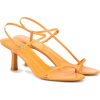 Bare Leather Sandals - Sandali -