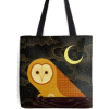 Barn Owl tote bag by  Scott Partridge - Travel bags -