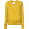 Barrie Romantic Timeless cashmere V-neck - Swetry -