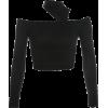 Basic models of hollow design, versatile - Shirts - $25.99