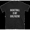 Basketball shirt boy, basketball gift - T-shirts - $17.84