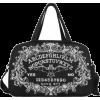 Bat Ouija Travel Bag - Travel bags - $56.99