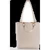 Baxter Designs Boa Cream Large Tote - Uncategorized - $478.00  ~ £363.28