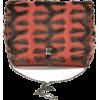 Baxter Designs Totem Coral Square Clutch - Uncategorized - $196.00  ~ 168.34€