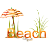 Beach  - Textos -