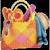 Beach Tote - 手提包 -