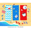 Beach - Illustrazioni -