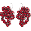 Beaded Earrings by Maria Calderara - Earrings - $205.00