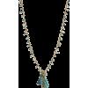 Beaded Tassel Necklace GAS BIJOUX - Ogrlice - $79.06  ~ 67.90€