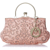 Beaded and Sequined Evening Bag - Carteras tipo sobre -
