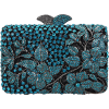 Beaded and Sequined Evening Bag - Torbe z zaponko -