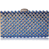 Beaded and Sequined Evening Bag - Clutch bags -
