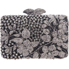 Beaded and Sequined Evening Bag - 女士无带提包 -