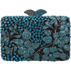 Beaded and Sequined Evening Bag - Schnalltaschen -