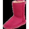 "Bearpaw Emma 6.5"" Shearling Boot (Little Kid/Big Kid) Rose - Boots - $37.52"