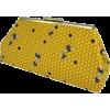 Bee Clutch Purse - Clutch bags -