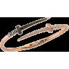 Bee goddess gold sword bracelet - Narukvice -