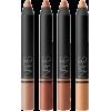Beige. Brown. Black. NARS - Cosmetics -