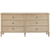 Beige. Chest of drawers - Furniture -