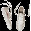 Beige. Sneakers - Кроссовки -