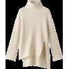 Beige - Pullover -