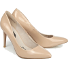 Beige classic shoes - Classic shoes & Pumps -