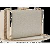 Beige gold glitter - Clutch bags -