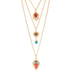 Ben-Amun Layered 24K Gold-Plated Multi-S - Ogrlice - $295.00  ~ 1.874,01kn