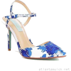 Betsey Johnson Anina Floral Ankle Strap - Sapatos clássicos - $94.92  ~ 81.53€