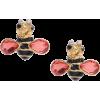 Betsey Johnson Bee Earrings - Earrings -