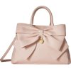 Big Bow Satchel - Hand bag -