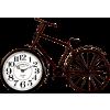 Bike and clock - Illustrations -