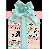 Birthday Box - Przedmioty -