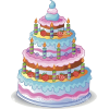 Birthday Cake - Illustraciones -