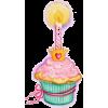 Birthday Cake - Ilustracje -