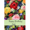 Birthday Card - Background -